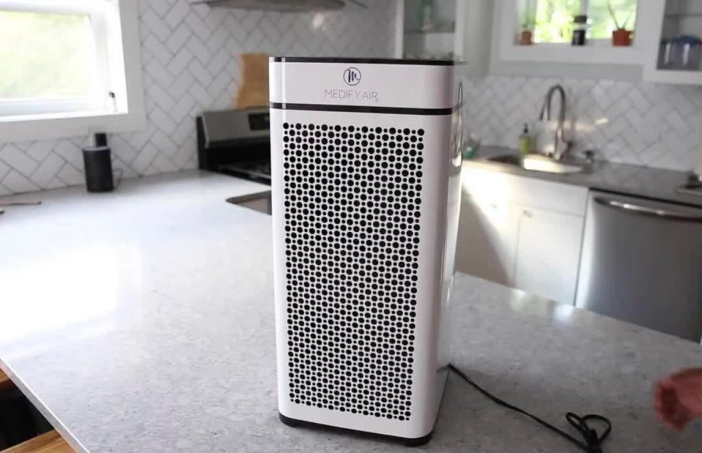 medify ma40 in the kitchen cover image