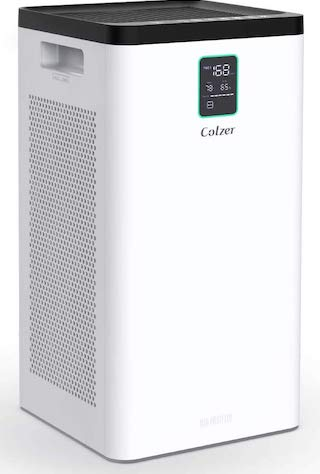 Colzer PM1556 Air Purifier review